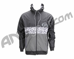 Planet Eclipse Men's JNR Jacket - Black/Grey