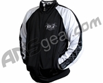 Planet Eclipse Men's Compton Track Jacket - Black/White