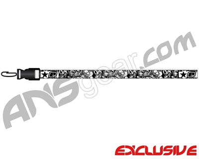 Planet Eclipse Konnect Lanyard - Titan White