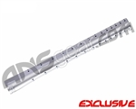 "Planet Eclipse 16"" Shaft 4 Boost Barrel Tip - Dust Silver"