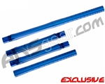 "Planet Eclipse 4 Piece 14"" Shaft 4 Boost Barrel Kit - Cobalt"