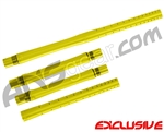"Planet Eclipse 4 Piece 14"" Shaft 4 Boost Barrel Kit - Dust Yellow"