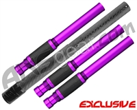 "Planet Eclipse 14"" Shaft FL Barrel Kit - Autococker - Electric Purple"