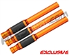 Planet Eclipse Shaft FL 3 Piece Barrel Back Kit - Autococker - Sunburst Orange