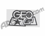 Planet Eclipse Geo Sticker
