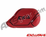 2013 Planet Eclipse Tank Cover - Medium - Red
