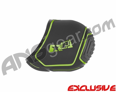 Planet Eclipse Tank Cover - Small - Black/Lime