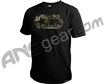 Planet Eclipse Men's 2010 Dig-E-Cam T-Shirt - Black