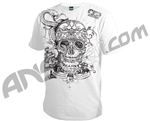 Planet Eclipse Men's 2010 Emortalis T-Shirt - White