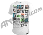 Planet Eclipse Men's 2010 Game T-Shirt - White