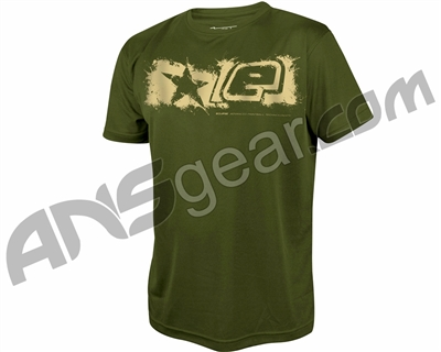 Planet Eclipse Men's Submerse T-Shirt - Olive