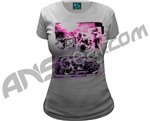 Planet Eclipse Women's 2013 Arena T-Shirt - Grey