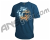 Planet Eclipse Men's 2014 Fusion T-Shirt - Navy Blue
