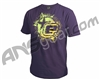 Planet Eclipse Men's 2014 Fusion T-Shirt - Purple