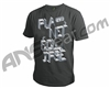 Planet Eclipse Men's 2014 Got Game T-Shirt - Charcoal