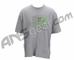 Planet Eclipse Men's 3-D T-Shirt - Grey