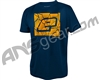 Planet Eclipse Pro-Formance Men's Breaker T-Shirt - Navy
