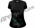 Planet Eclipse Girls Love T-Shirt - Black