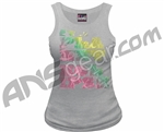 Planet Eclipse Women's Disco Vest - Grey
