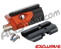 Planet Eclipse V2 POPS & Mini Rail On/Off ASA - Sunburst Orange