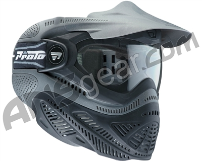 Proto Switch FS Paintball Mask - Grey