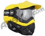 Proto Switch FS Thermal Paintball Mask - Yellow