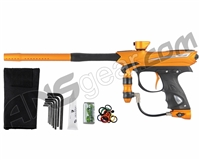 2013 Proto Reflex Rail Paintball Gun - Orange/Black