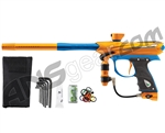 2013 Proto Reflex Rail Paintball Gun - Orange/Teal