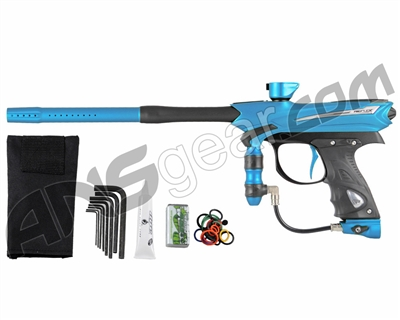 2013 Proto Reflex Rail Paintball Gun - Teal/Black