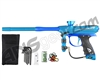 2013 Proto Reflex Rail Paintball Gun - Teal/Blue