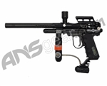 Psycho Ballistics Silver Bullet LED Paintball Gun - Black