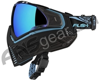 Push Unite Paintball Mask w/ Revo Lens - Black/Blue