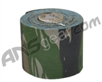 Tiger Stripe Camo Camouflage Tape - Cloth