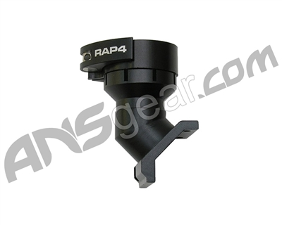 RAP4 Spyder MR1 MR2 MR3 Clamping Feed Neck (Eye Version) - Black