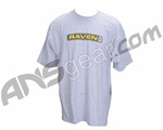 Raven Paintball Bar T-Shirt - Grey