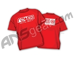 Replay XD QR T-Shirt - Red