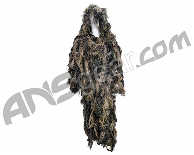 Rothco Lightweight All Purpose Ghillie Suit - Woodland