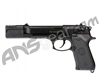 Socom Gear Full Metal Hitman M9 Gas Blow Back Airsoft Pistol - Black