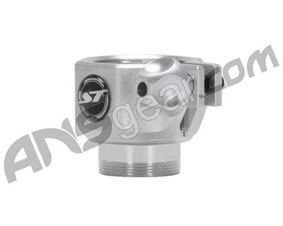 Shocktech Shocker NXT/Ion XE Clamping Feed Neck - Dust Silver