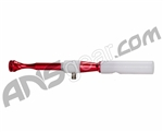 Shocktech Spyder Supafly Rear Cocking Bolt - White/Red