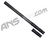 SLY Dual Carbon Fiber Barrel w/ Free Bag - Tippmann A5 - Classic Black