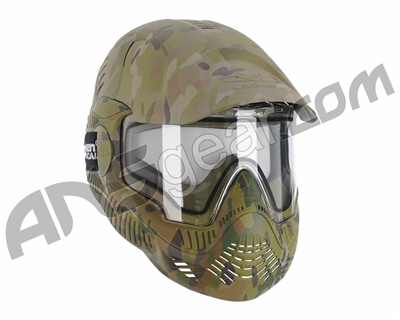 Sly Annex MI-7 Full Coverage Paintball Mask - V-Cam
