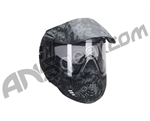 Sly Annex MI-7 Paintball Mask - Black ACU Digi Camo