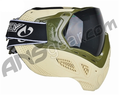 Sly Paintball Mask Profit Series - Jungle