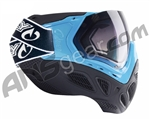 Sly Paintball Mask Profit Series - Neon Blue