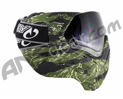 Sly Paintball Mask Profit Series - Tiger Stripe