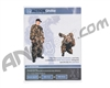 Special Ops Action Ghillie Complete Suit - Woodland