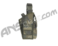 Special Ops Eliminator Holster - Right Hand - Woodland Camo