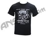 Special Ops SPPL Paintball T-Shirt - Black
