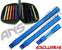 Smart Parts Freak XL Barrel Complete Kit - Autococker - Cobalt